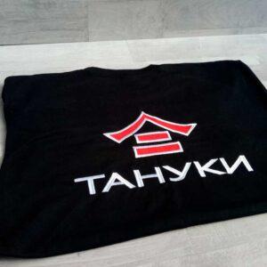замовити футболки з вишитим логотипом