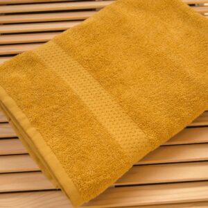 полотенце с логотипом на заказ